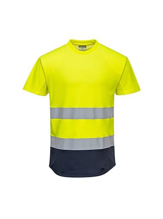 Portwest Mesh Comfort jólláthatósági póló