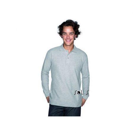 SOLS férfi galléros póló
