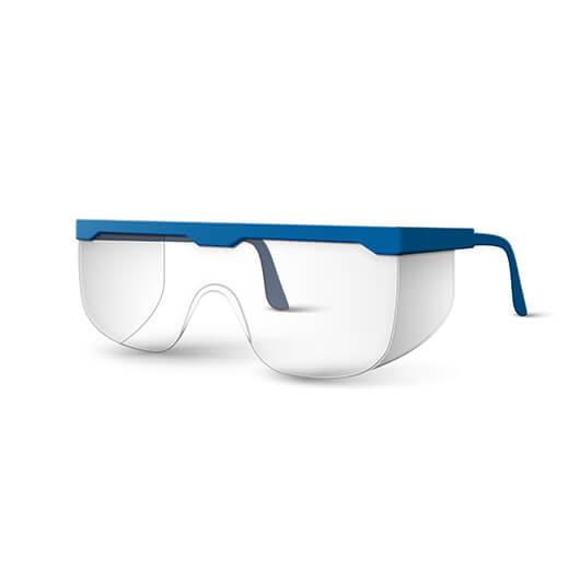 A szemvédelemről - védőszemüveg munka közben